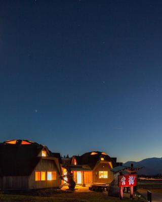 Twin Dome Ryugu