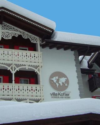 Villa Kofler Wonderland Resort