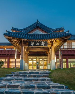 Hanok Hotel Youngsanjae