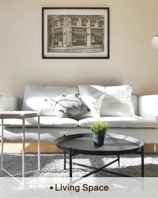 Two Bedroom Boston Luxury Apartment