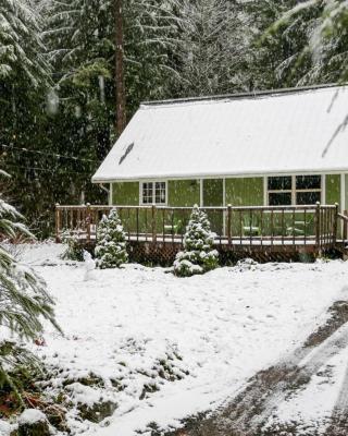 Mount Hood Cabin