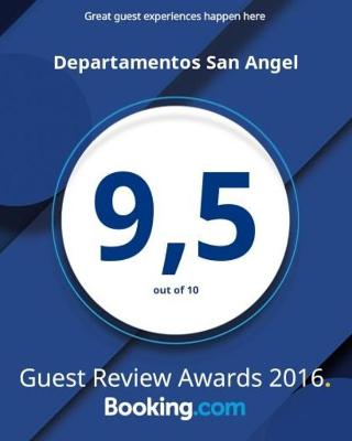 Departamentos San Angel