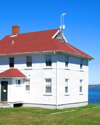 The Station House at West Quoddy Station
