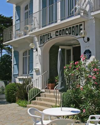 Hôtel La Concorde