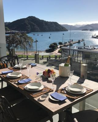 Oxley's Waterfront Luxury Apartment