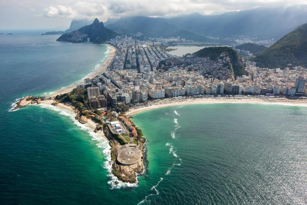 Studio no Arpoador, Rio de Janeiro - Alugue Pousadas