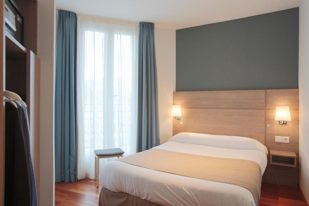 O Grand Hotel du Loiret é uma das opções de hospedagem em Paris