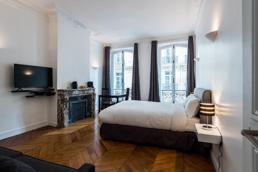 O Hotel Paris Square é uma das opções de hospedagem em Paris