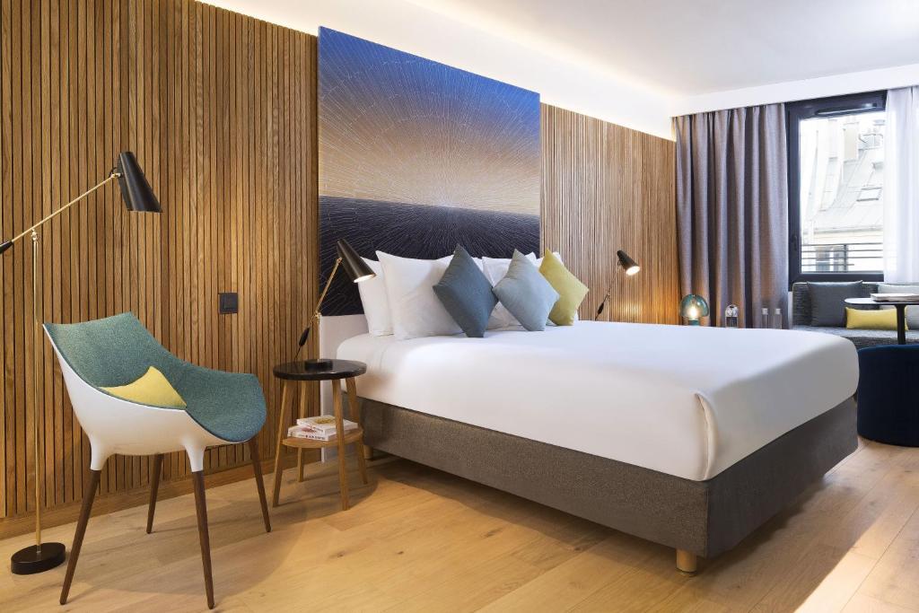 O Drawing Hotel é uma opção de hospedagem em Paris