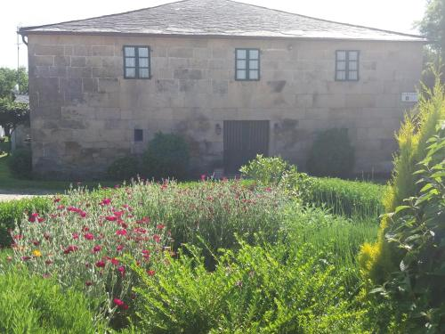 Casa de campo Casa Nova de Rente (España Sarria) - Booking.com