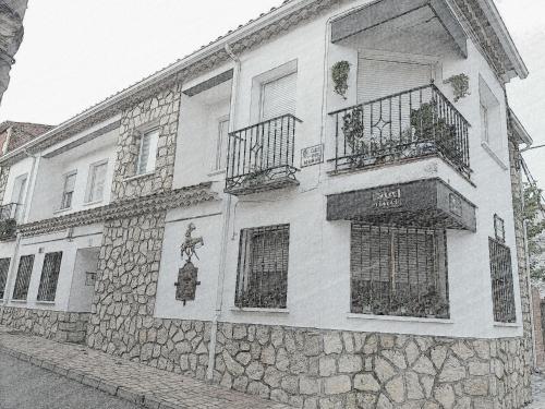 Los 6 mejores hoteles y hospedajes en Villalba de la Sierra ...