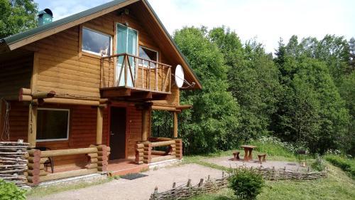Suan-Ryuttyu Lodge near Sortavala