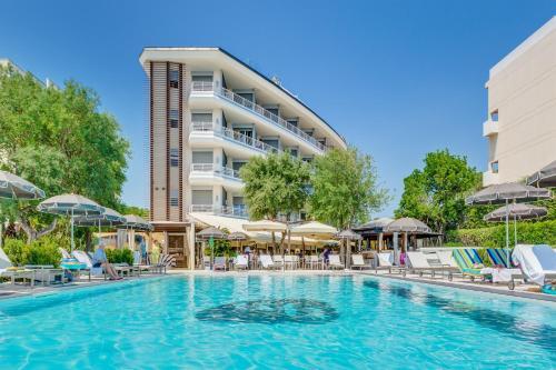 Os 10 melhores hot is design em lido di jesolo it lia for Design budget hotel salinenparc 0 sterne