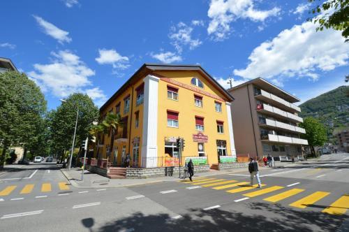 Level Seven Residence Lugano