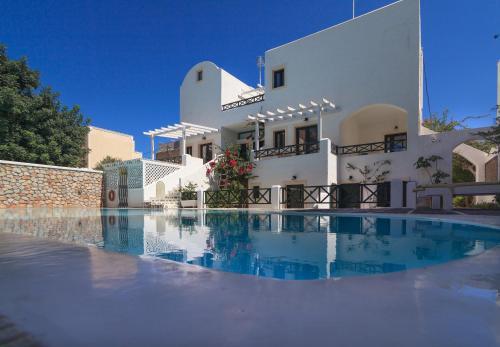 Los 10 mejores hoteles de 4 estrellas en Perissa, Grecia ...