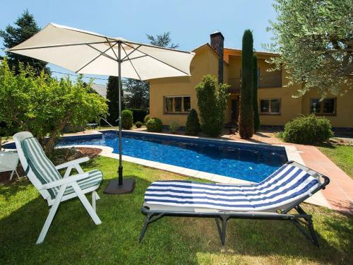 Holiday Home Can Jaume (España Sant Esteve de Palautordera ...