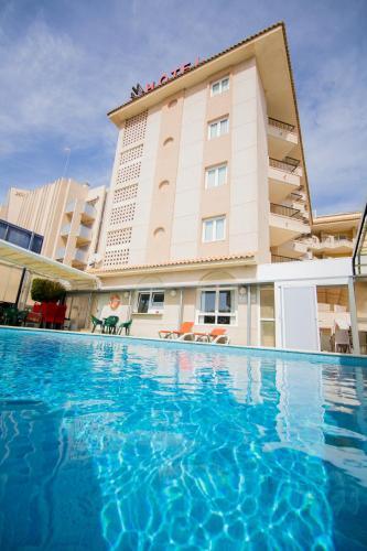 Los 10 mejores hoteles con pileta en Guardamar del Segura ...