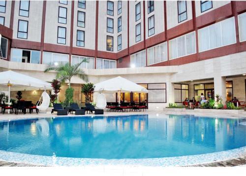 Los 10 mejores hoteles de 4 estrellas en Yaundé, Camerún ...