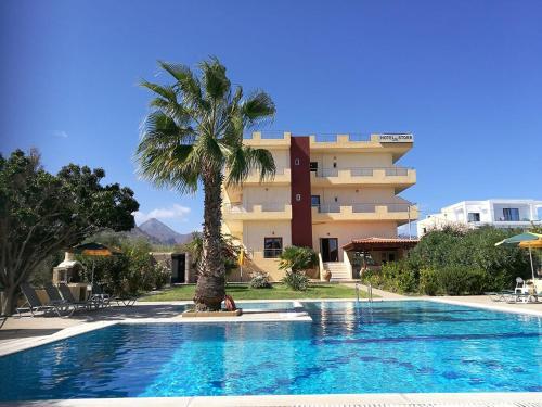 Los 10 mejores hoteles de 3 estrellas en Amoudara Heraklion ...