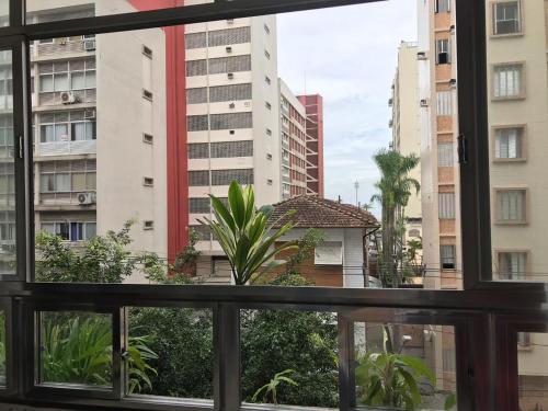 apto completo 1 dormitório Boqueirão Santos/SP