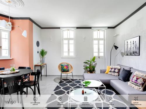 ניס 10 הדירות הטובות ביותר בתל אביב, ישראל | – Booking.com EI-45