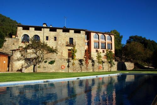 Casa de campo Masia Campalans (España Borredá) - Booking.com