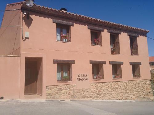 Casa de campo Casa Abascal (España Cella) - Booking.com