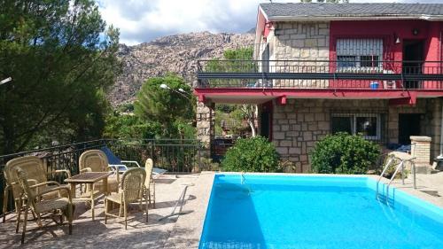 Booking.com: Hoteles en Manzanares el Real. ¡Reservá tu ...