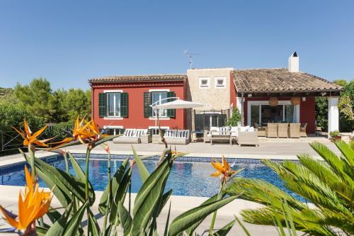 Huge Family Friendly Mallorca Villa With Pool (España Costa ...