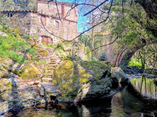 Casas de campo Parque Natural del Montseny. 4 propiedades ...