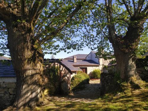 Casas de campo Ribeira Sacra. 38 propiedades rurales en ...