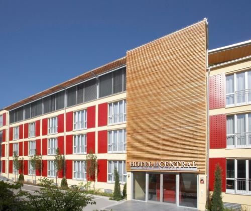Los 10 mejores hoteles de dise o en regensburg alemania for Designhotel regensburg