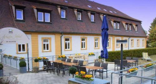 Arkadenhotel im Kloster