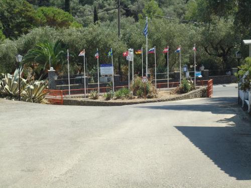 Camping Paleokastritsa