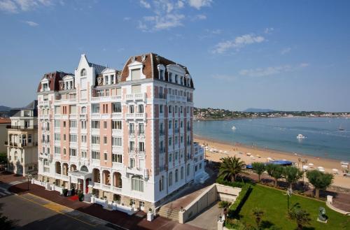 10 hoteles de 5 estrellas en Pirineos Atlánticos, Francia ...