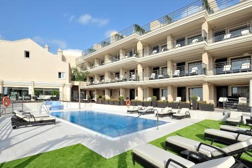 Los 10 mejores hoteles de 5 estrellas en Benalmádena, España ...