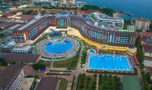 Los 10 mejores hoteles de 5 estrellas en Avsallar, Turquía ...