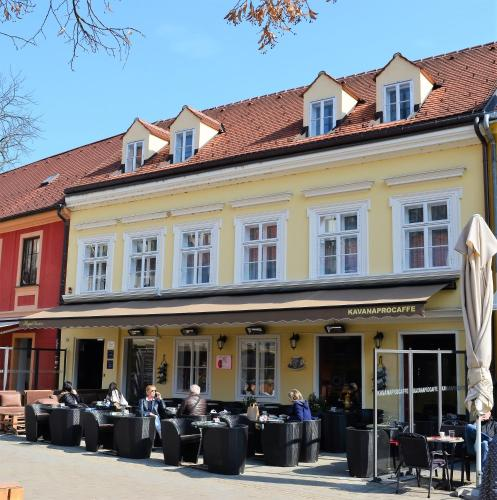 Bed And Breakfast Zagreb Centar