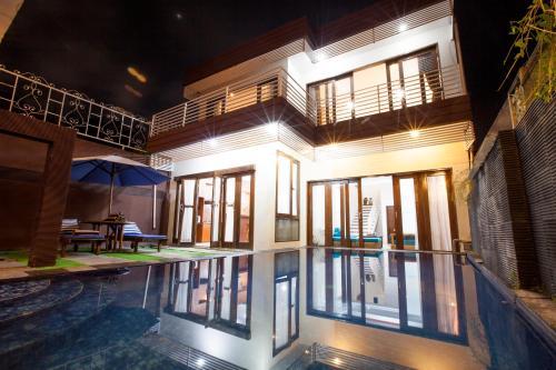 Villa Alam Biru Sindu