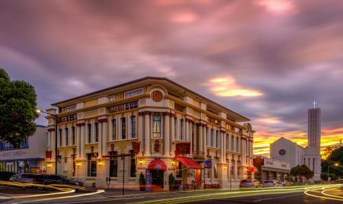 Los 10 mejores hoteles de 5 estrellas en Napier, Nueva ...