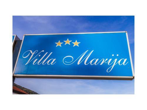 Villa Marija rooms