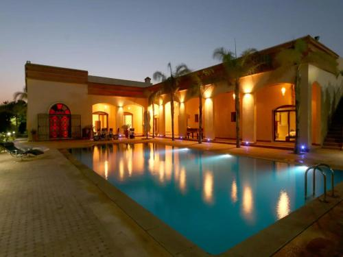 As 10 melhores villas em marraquexe marrocos - Casas marroquies ...