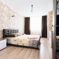 Apartment on ulitsa Starykh Bolshevikov 3