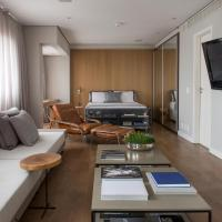 Trendy apartment in Itaim Bibi