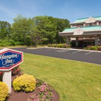 Hampton Inn Hartford Airport