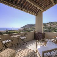 St Tropez-Ramatuelle Appartement vue mer