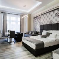 A Golden Star Modern Luxury Apartments Budapest