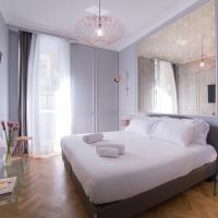 Rent In Rome Grand Master Suites(罗马格兰德主套房公寓)