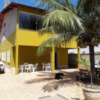 Hostel Falcão-Suites Privativas com Ar Condicionado