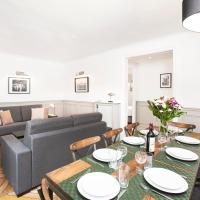 The Residence - Luxury 4 Bedroom Paris Center 2 & 4